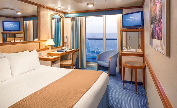 Cat BE - Balcony Stateroom
