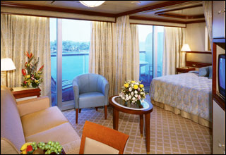 S5 - Suite with Balcony