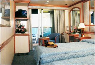 BB -  Balcony Stateroom
