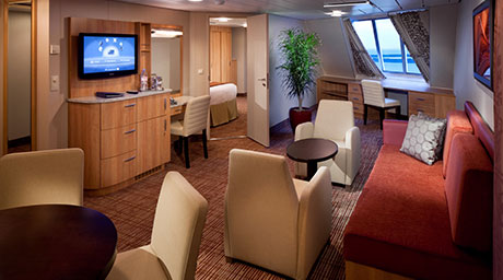 FV - Family Oceanview Stateroom with Verandah