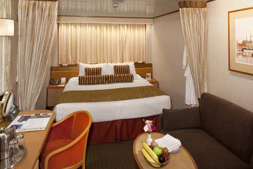 K - Large Interior Stateroom