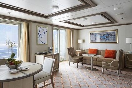 SL - Silver 1 Bedroom Suite