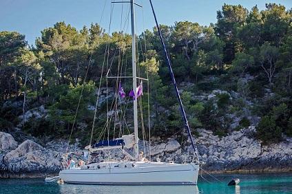 Croatia Sailing Yacht Ship