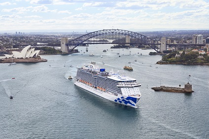 Majestic Princess Ship