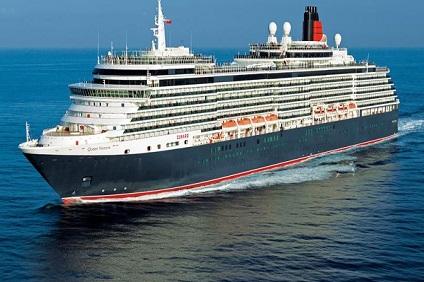 Queen Victoria Ship